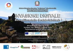 "Invasione digitale PON ""Il Castello Lametino"""